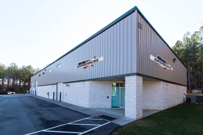Superior Tooling Tech Center